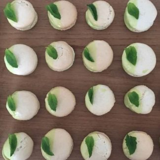 A Macaroon Tray from Alee Bakes
